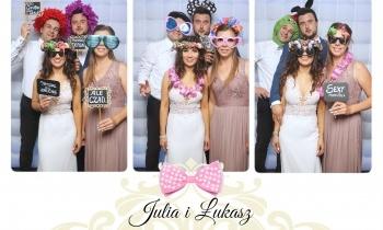 Julia i Łukasz...